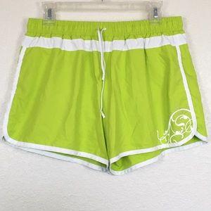 Athleta Hana Running Shorts size Large